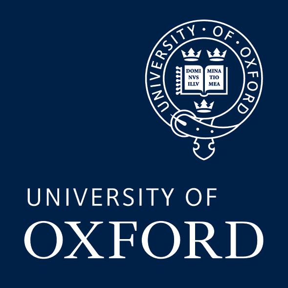 Oxford University square logo